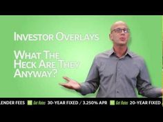 Investor Overlays: What Are They Anyway?