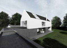 J-house. dom jednorodzinny, łódź | Tamizo Architects