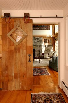 Interior Ideas Pinterest Tractors Interior Barn Doors And Fa