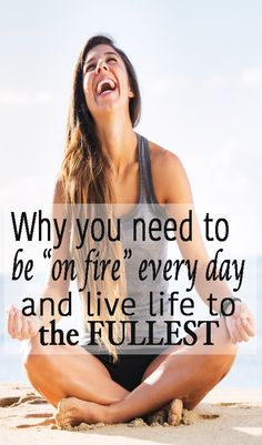 Learn why you need to focus on your passion to live life to the fullest | Financegirl