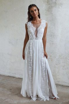 The Genevieve Dress, $1,760