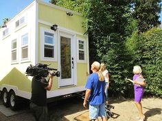 Pin for Later: 5 TV Shows That Will Satisfy Your Tiny-House Obsession Tiny House Hunters