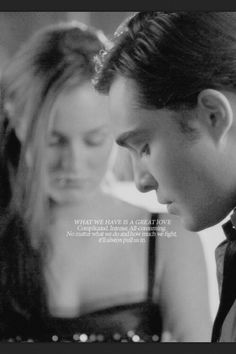 Chuck&Blair. Love them<3