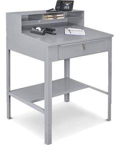 small space office desk - Google Search
