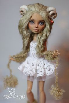 OOAK Howleen wolf | Flickr - Photo Sharing!