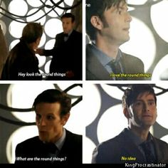 My favourite quote from The Day of The Doctor