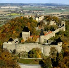 Helfštýn castle (North Moravia), Czechia