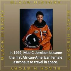 Guion Bluford: First African-American in Space