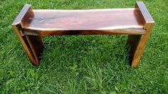 Benches of all shapes sizes and styles for indoor or outdoor. Any wood or paint you would like. Get an outdoor benc… Wood Benches, Outdoor Furniture, Outdoor Decor, Custom Made, Solid Wood, Indoor, Simple, Table, Home Decor