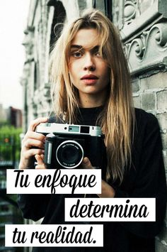 #Frases Tu enfoque determina tu #realidad.