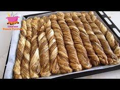 SNADNÝ recept způsobem, který jste nikdy neviděli! Super, rychlé a chutné jídlo! - YouTube Bread Recipes, Baking Recipes, Pecan Rolls, Turkish Delight, Canapes, Bread Baking, Waffles, Sausage, Easy Meals