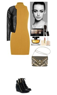 """Outfit"" by eliza-redkina ❤ liked on Polyvore featuring WearAll, Zizzi, Top Moda, Trowbridge, Avenue, Maybelline, Tory Burch, Essie, Dolce&Gabbana and StreetStyle"