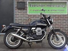 Moto #guzzi v7 classic 2011 11 reg #sports #exhaust low mileage machine vgc,  View more on the LINK: 	http://www.zeppy.io/product/gb/2/291915119073/