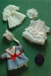 7004- Heather Clothing Pattern