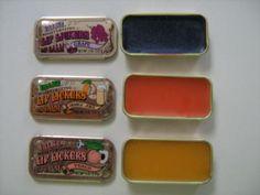 Lip Lickers sliding tins