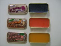 Village Bath Lip Lickers Licketty Lip Balm flavored lip gloss from the early 80's.