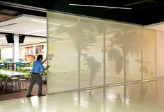 Solutions | Wall Systems | Custom Perforation by ARKTURA - Mountain View, CA