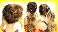 MakeupWearables Hairstyles - YouTube