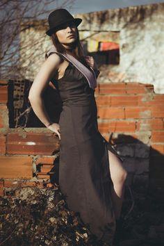 Mr or Ms??  Autumn-Winter 2017-2018  By Marietina Dimitra Fashion photoshooting... Fashion designer #marietina @Dimitramarieta @marietinad