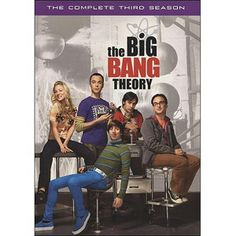 The Big Bang Theory: The Complete Third Season (Widescreen)
