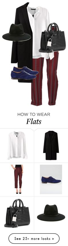 """""""Untitled #10747"""" by alexsrogers on Polyvore featuring Alberto Biani, Lanvin, Forever 21, Yves Saint Laurent, women's clothing, women's fashion, women, female, woman and misses"""