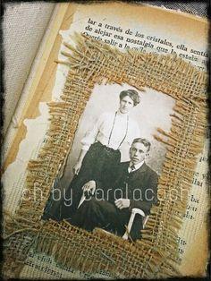 Vintage details by ch... scrap vintage art inspiration  #chbycarolacoch