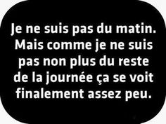 ♥ca c'est pour stephane Cute Quotes, Words Quotes, Funny Quotes, Sayings, Image Citation, Quote Citation, French Words, French Quotes, Meaningful Words