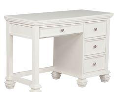 Sandy Shore Desk ($399.99) from http://www.jeromes.com/furniture/bedrooms/kidz-to-teens/kidz-to-teens-bedrooms,BLI66,BLI66YF12