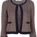 Winnie Crochet Cardigan no pattern Gilet Crochet, Crochet Coat, Crochet Jacket, Crochet Cardigan, Knit Jacket, Love Crochet, Crochet Clothes, Crochet Fashion, Crochet Patterns