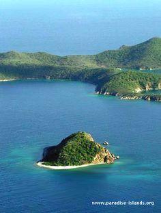 Norman Island - BVI's