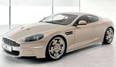 Aston Martin DBS By Graf Weckerle