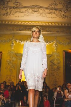 My weekend at the Designer Vintage Bridal Show