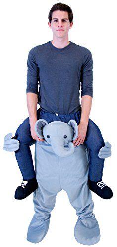 56cd78ce4b Piggyback Ride On Elephant Teen Costume (Teen)