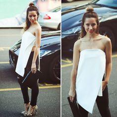 Friend in Fashion *. - BLACK.WHITE.LEOPARD