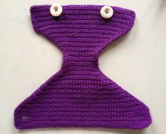Dukke ble – Kernefamilien.dk Crochet Baby, Knit Crochet, Baby Born, Baby Knitting Patterns, Tatting, Doll Clothes, Barbie, Dolls, Children