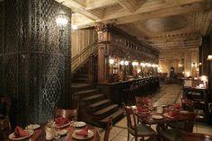 Cafe Pushkin, Moscow, Russia
