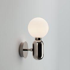 北欧アートデコガラスボール壁取り付け用燭台ウォールライトシンプルなバルコニー通路背景光の寝室のベッドサイドウォールランプミラーライト