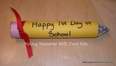 """Rolos + Hershey Kiss = Sweet back to school gift for kids.I am making these for each of my kids teachers.  Ideas:  """"I'm ready to get the lead out and sharpen my mind.""""   """"This pencil may be number 2, but you are number 1!""""  """"Write on!!  School is starting and I cant wait to learn."""""""