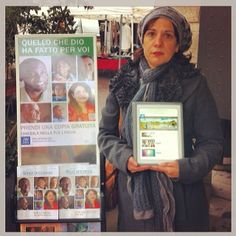 Public witnessing in Italy.
