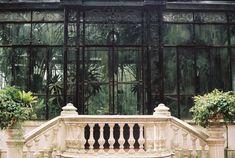 greenhouse. ironwork. balustrade. #conservatorygreenhouse