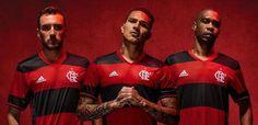 Nueva Camiseta Flamengo 2017 baratas