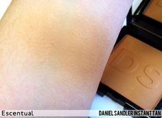 Daniel Sandler Instant Tan #Swatch