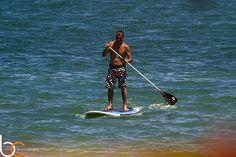 La foto de paddle surf de Bruno Campos
