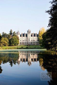 Chateau de Challain, Loire Valley, France