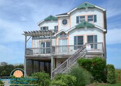 #1213 - Joshua's Tiki Hut | Oceanfront | Nags Head NC Vacation Rental |  Outer Banks | 1.800.635.1559