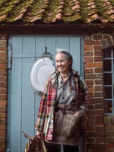 Exposé 11: gardener and clothing designer Tina Guillory.