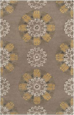 Surya B. Smith Mosaic MOS1082 Taupe Rug. 20% Off on Surya Rugs! Area rug, carpet, design, style, home decor, interior design, pattern, trend, statement, summer, cozy, sale, discount, free shipping.