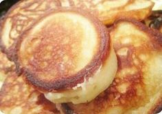 Types Of Food, Pancakes, Good Food, Food And Drink, Cooking Recipes, Fruit, Breakfast, Desserts, Kitchens