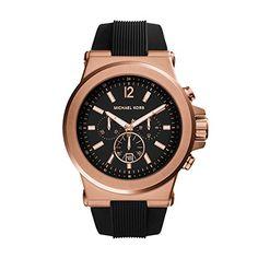 Now in stock Michael Kors MK8184 Men's Classic Watch Dial: Black chronograph