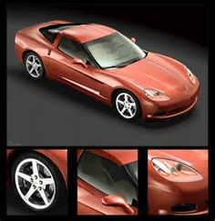 Chevrolet Corvette Art | The Car Wallpapers